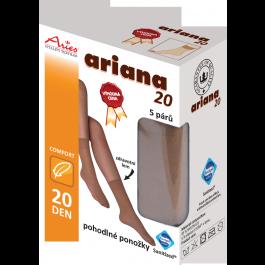 24e7755b016 ARIANA 20 - pohodlné ponožky