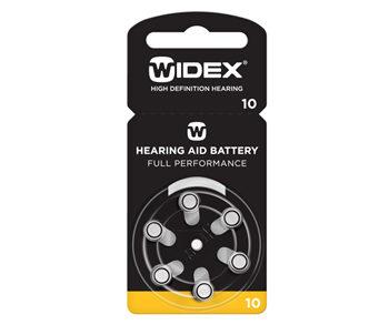 Baterie do naslouchadel